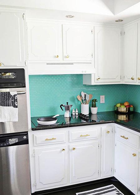وسایل کم هزینه در دکوراسون آشپزخانه +تصاویر