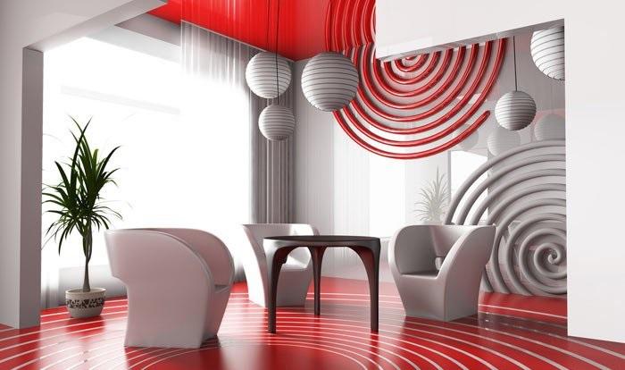 دکوراسیون منزل خود را استاندارد طراحی کنید+تصاویر