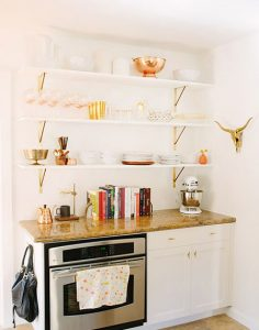 وسایل کم هزینه در دکوراسون آشپزخانه