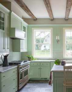 تاثیر رنگ سبز بر فضای خانه