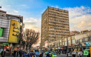 مرکز خرید پلاسکو تهران