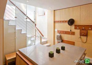 طراحی و دکوراسیون خانه های بدون پنجره