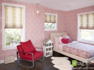 اتاق خوابهایی با دکوراسیونهای رمانتیک
