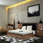 دکوراسیون اتاق خواب والدین و آرامشی که با طراحی آن به وجود می آید + تصویر