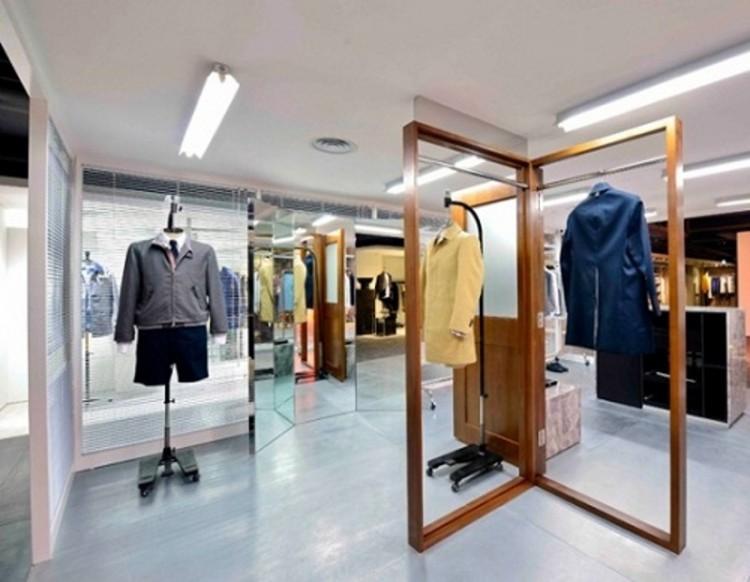 انواع دکوراسیون مغازه با طراحی جدید و مدرن و شیک + تصویر