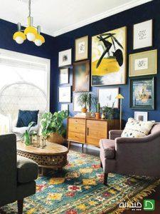 طراحی کلکسیونرى خانه