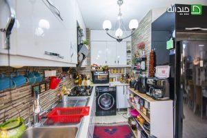 دکوراسیون آشپزخانه های کوچک