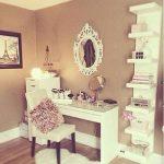 دراورهای سفید و دخترانه مخصوص اتاق خواب +تصاویر