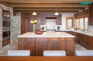 دکوراسیون آشپزخانه به سبک روستیک