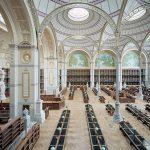 کتابخانه ملی فرانسه +تصاویر
