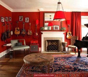 رنگهای محبوب در دکوراسیون منزل