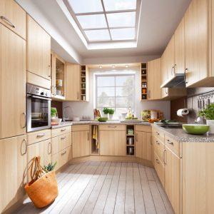 رنگهای مناسب آشپزخانه های کوچک