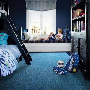 طراحی دکوراسیون اتاق خواب کودک پسر