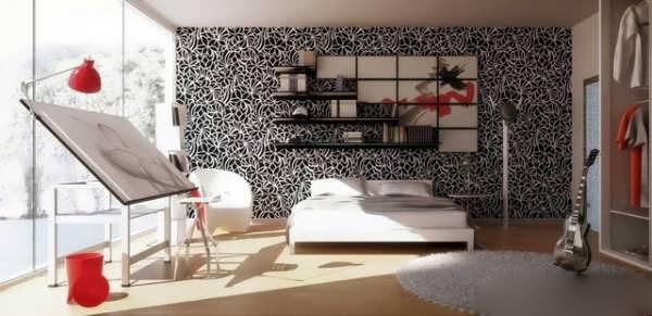 طراحی دکوراسیون دیوار