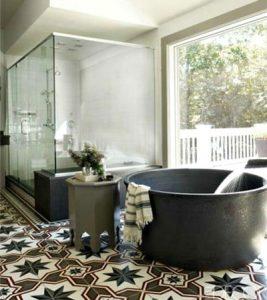 حمام رویایی ستاره های مشهور