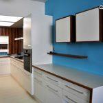 استفاده از رنگ آبی در دکوراسیون منزل +تصاویر