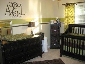 ایده هایی برای دکوراسیون اتاق کودک