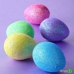 تزیین تخم مرغ های هفت سین 96 +تصاویر