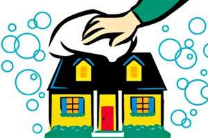 نکاتی برای خانه تکانی