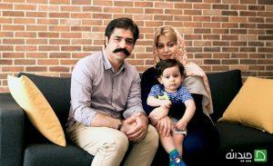 چاردیواری آجری زوج ایرانی