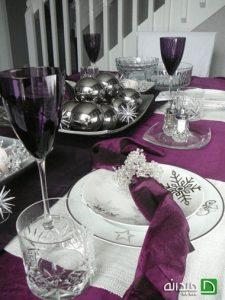 میز شام اعیانی
