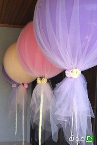 تزئینات مربوط به میهمانی تولد