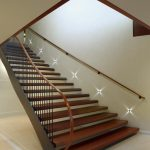 نورپردازی راه پله برای درخشش دکوراسیون منزل + تصاویر