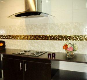 دکوراسیون خانه با تم طلایی