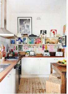 آشپزخانههای بوهمیایی