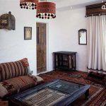 لوسترهای پذیرایی برای نورپردازی خانه +تصاویر