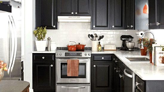 روش های نو کردن آشپزخانه +تصاویر