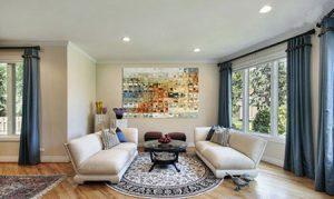 دکور خانه با تابلوهای مدرن