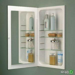 استفاده از حداکثر فضای سرویس بهداشتی