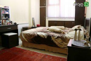 چیدمان خانهای ساده در شیراز