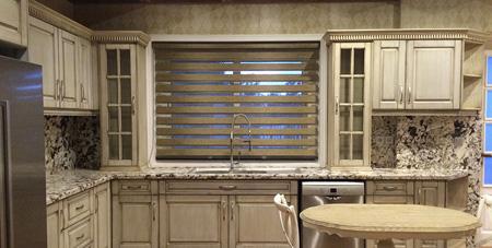 پرده مناسب آشپزخانه +عکس