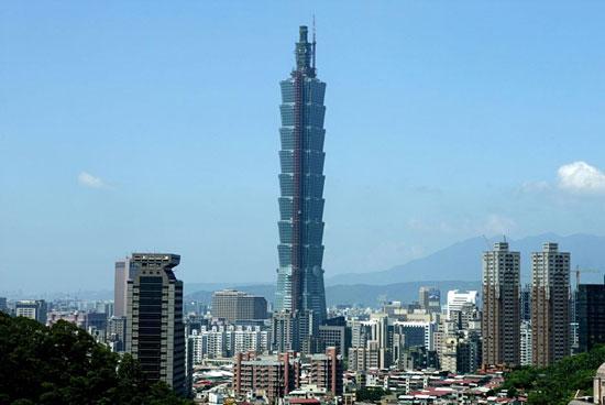 برج های ضد زلزله دنیا از چین تا امریکا