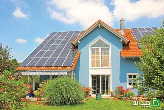 انرژی خورشیدی در ساختمان ها و زندگی ارزان تر