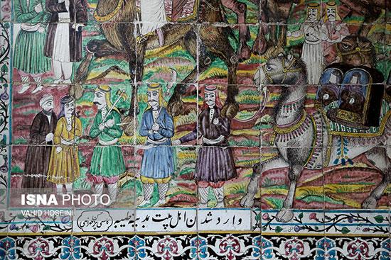 تکیه معاون الملک در کرمانشاه