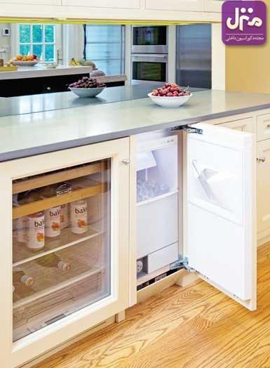 امکانات مدرن در آشپزخانه