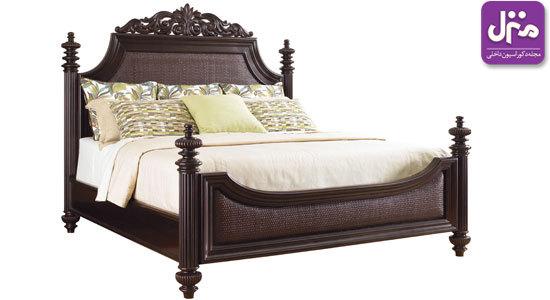 اتاق خوابی به سبک کلاسیک