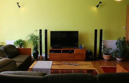 بهترین مکان تلویزیون در خانه