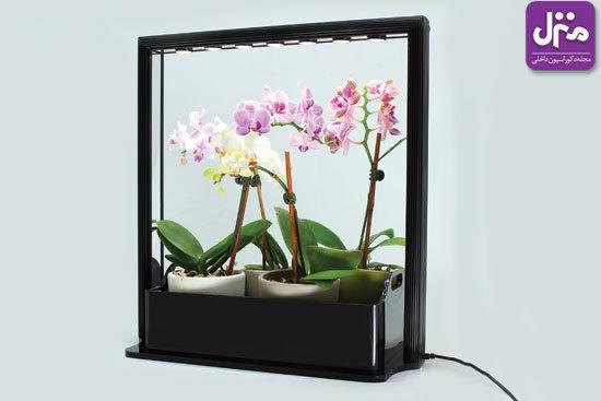 نورهای مصنوعی برای گلدان های خانگی