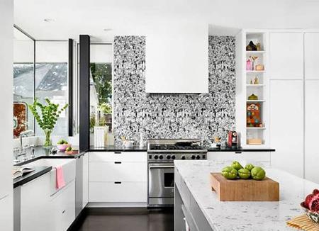 اصول فنگ شویی آشپزخانه