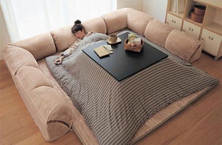 مدل تخت های راحت ژاپنی
