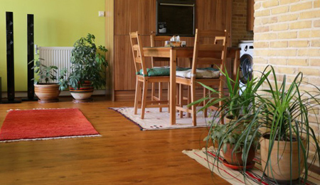 مدل فرش برای دکوراسیون غذاخوری
