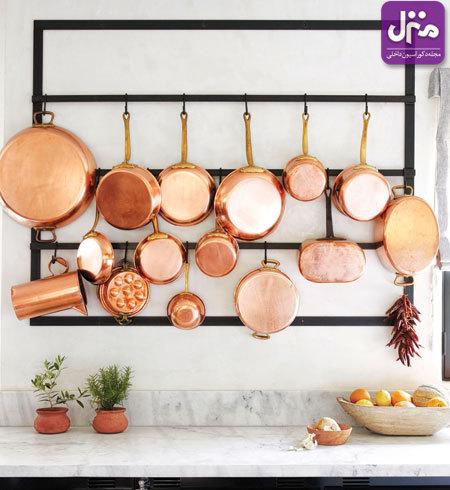 راه حل هایی برای مرتب کردن آشپزخانه