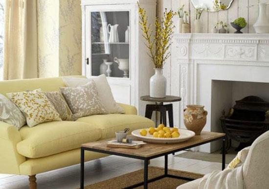 تاثیر روانی رنگها در دکوراسیون خانه