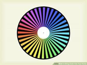اصول رنگ آمیزی و تاثیر رنگ درمانی در خانه