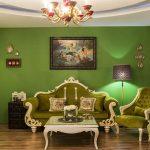 دکوراسیون خانههای ایرانی به سبک کلاسیک