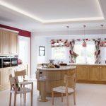 برای دکوراسیون مدرن آشپزخانه خود چه مدل پرده آشپزخانه ای را در نظر دارید؟